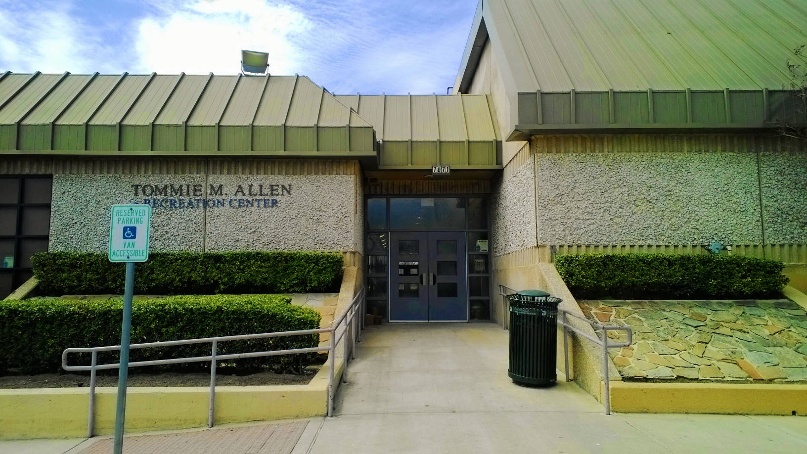 Tommie Allen Recreation Center