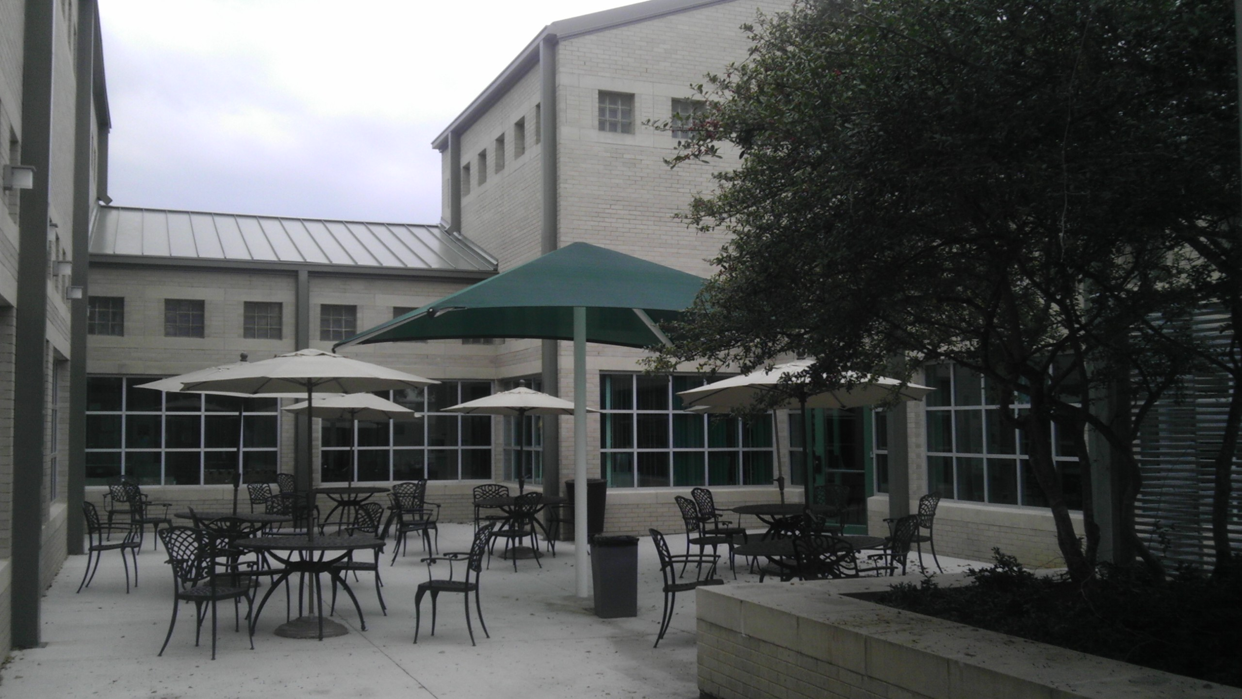 Campbell Green Patio