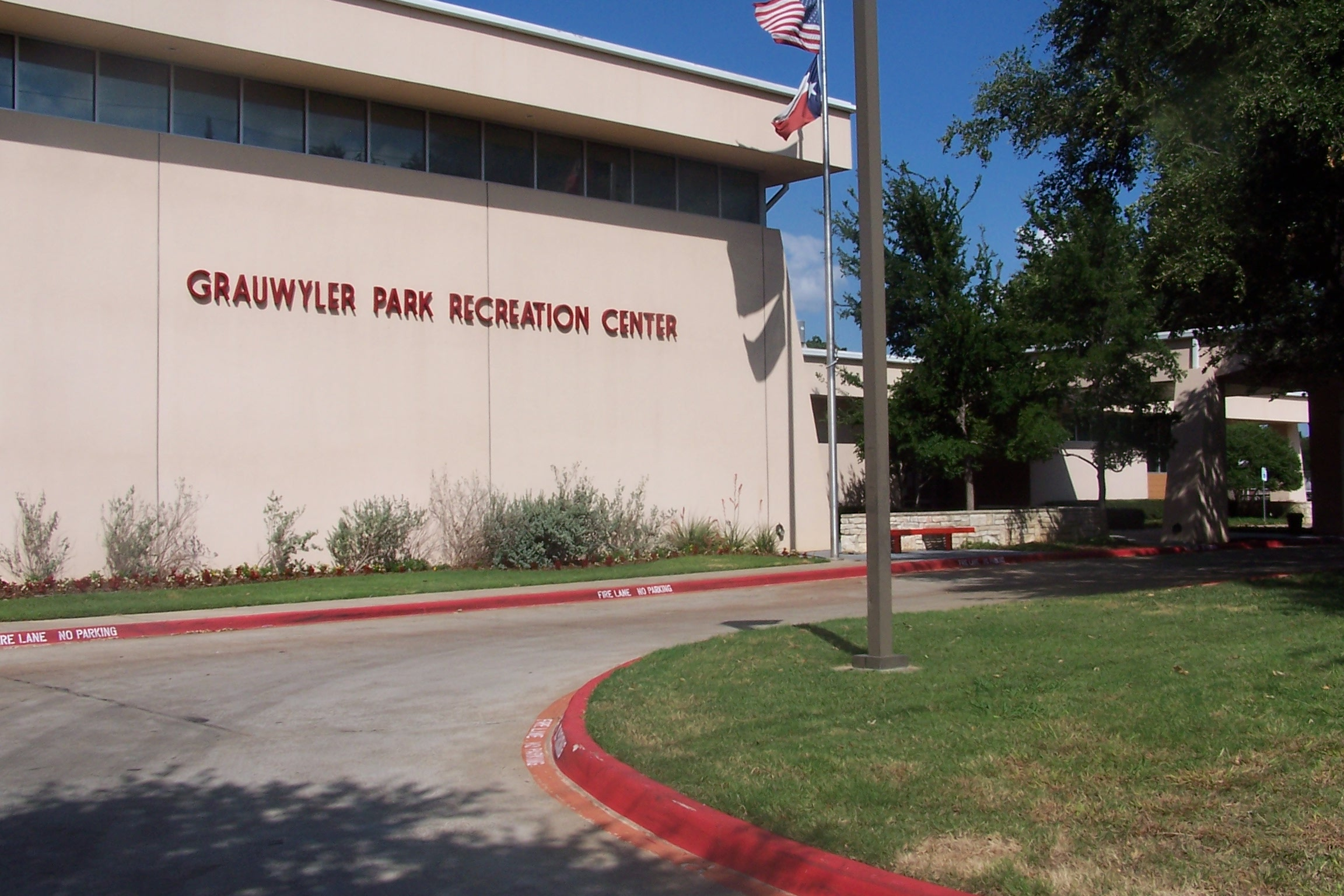 Grauwyler Recreation Center