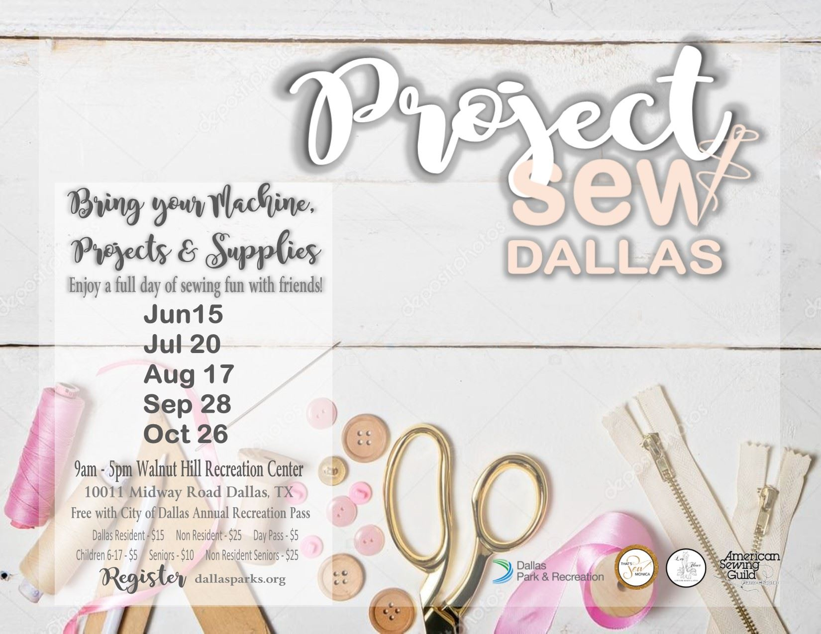 project sew 2019 summer fall