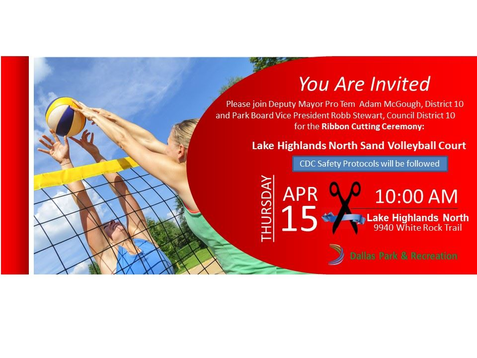 2021_Lake Highlands North Sand Volleyball  Ribbon Cutting Template Final