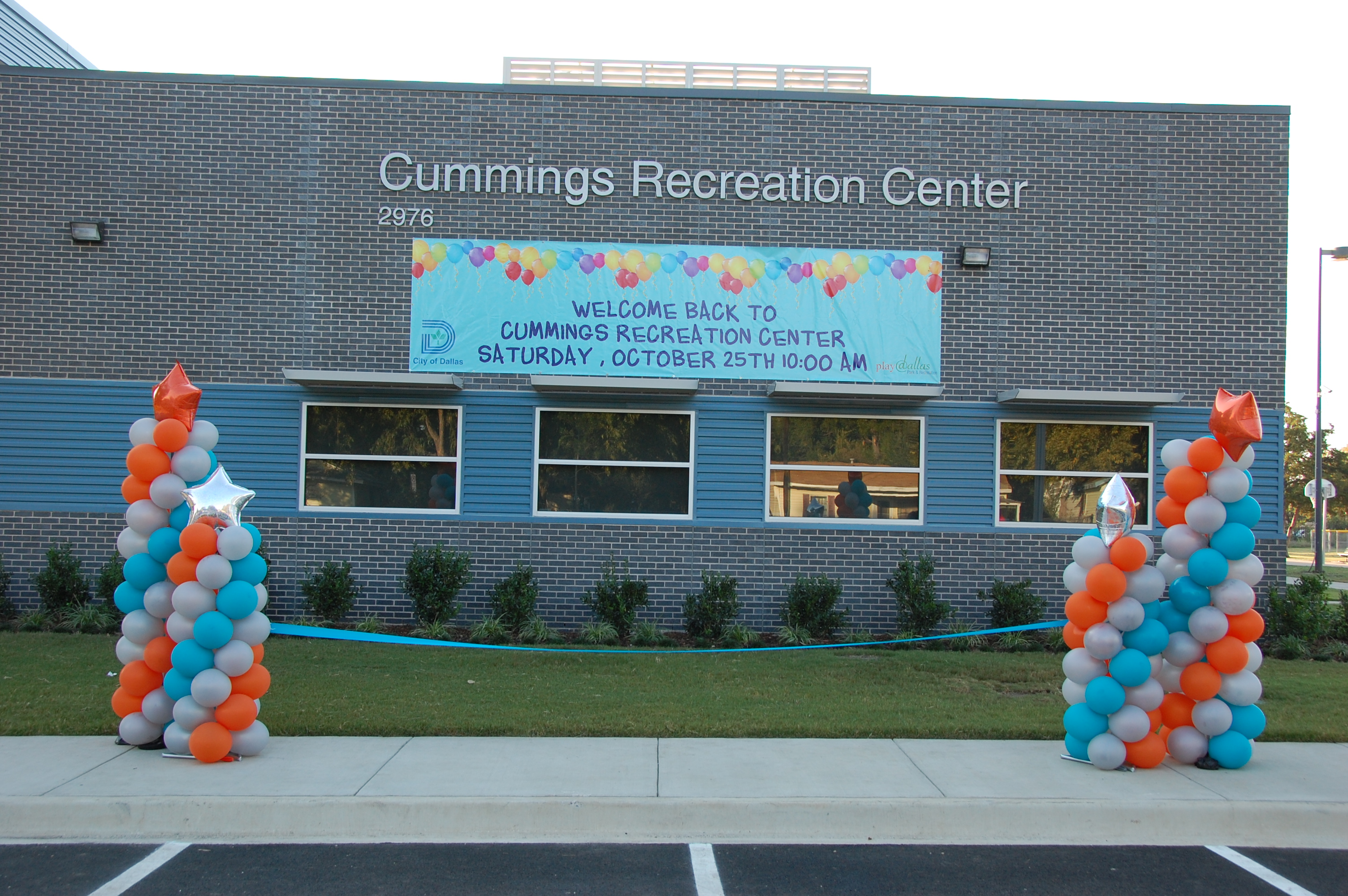 Cummings Recreation Center