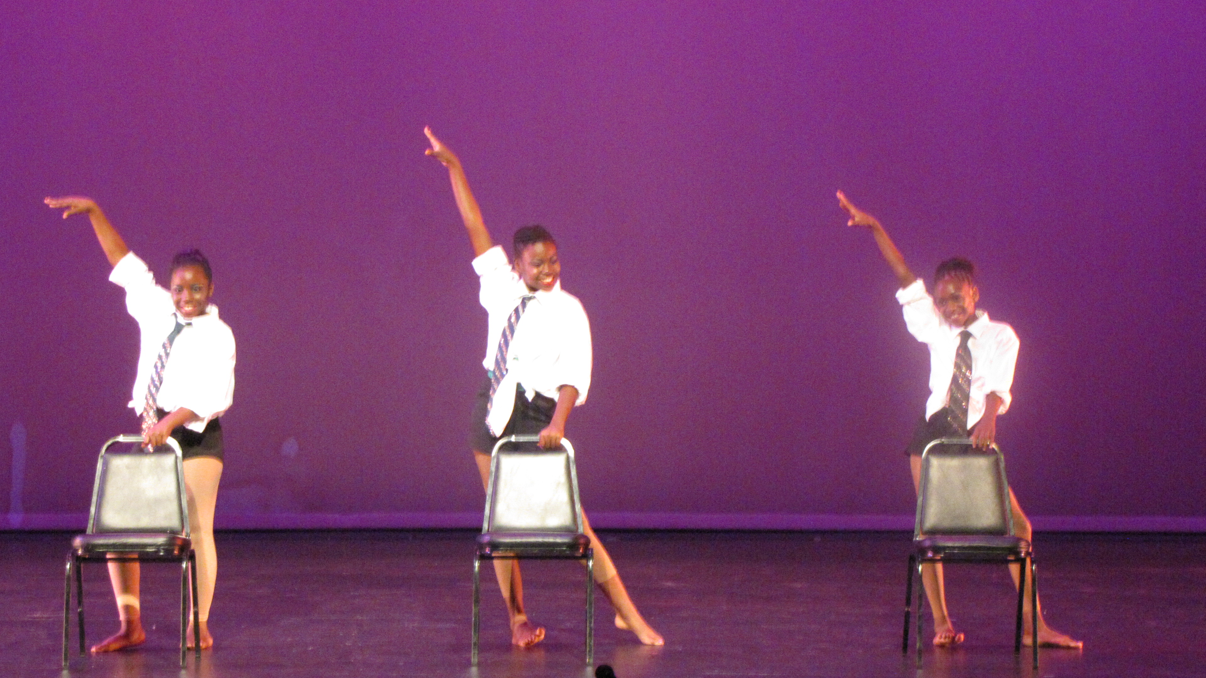 Youth in a Performing Arts Dance